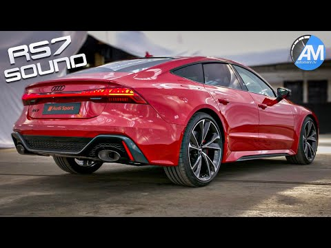 2020 Audi RS7 (600hp) - Real SOUND‼️