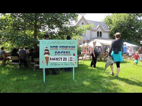 2016 Ice Cream Social at The Healing Space of Cincinnati