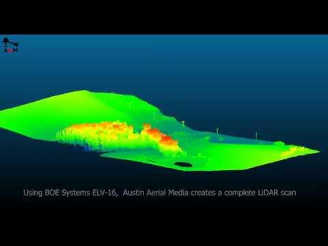 UAV LiDAR Results
