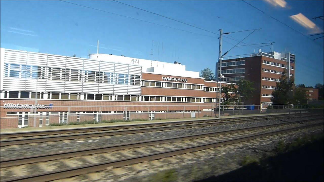 R Juna Riihimäki Helsinki