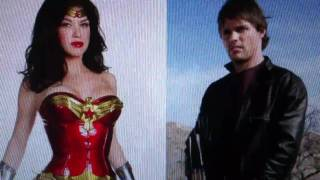 Wonder Woman TV Show Gets Justin Bruening as Steve Trevor Added to Cast!