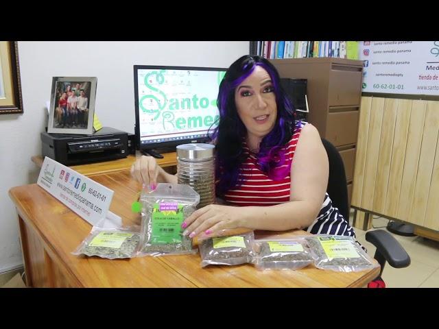 Detox de 5 órganos con tés agua de vida - Santo Remedio Panamá. Farmacia de Medicina Natural.