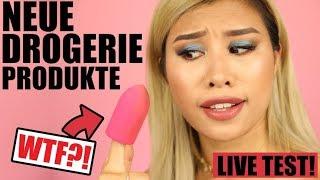 Finger Blender?! ❌VERRÜCKTE Drogerie Neuheiten LIVE TEST! l #KisusBeautyNews