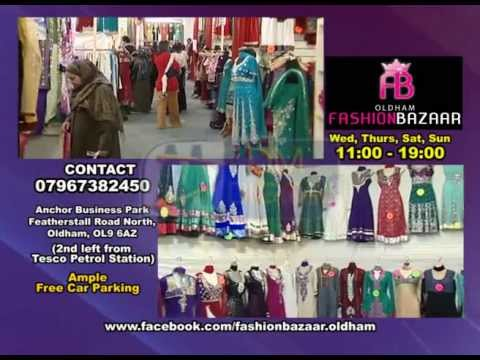 Oldham Fashion Bazaar - The Ultimate Shopping Experience