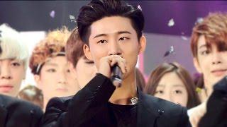 《Inkigayo WIN》 인기가요 1위 발표|iKON(아이콘) - 취향저격(MY TYPE) 20151004