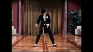 Fred Astaire Tribute - I Wanna Be A Dancin