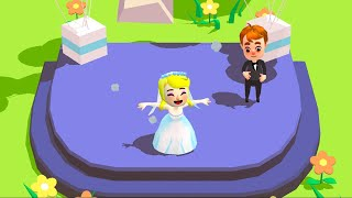 Get Married 3D - Gameplay Walkthrough Part 1 Levels 1-50 (Android,iOS)