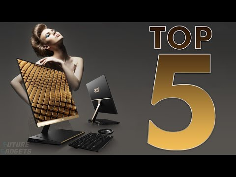 5 Best All-in-One Computers For 2019 ✔️ Desktop PCs For Every Budget