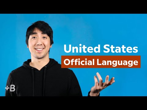What Is The Official Language Of The United States?