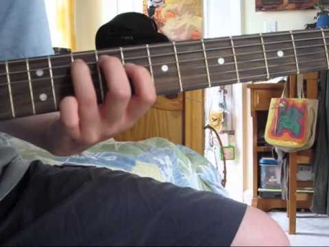 Anna Molly-Incubus Guitar Tutorial