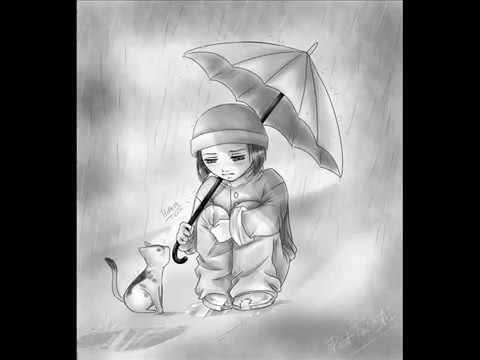 موسيقى وحيدة تحت المطر حزينة جدا Youtube