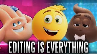 THE EMOJI MOVIE BUT IN 7 DIFFERENT GENRES