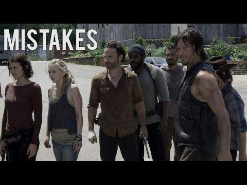 The Walking Dead || Mistakes