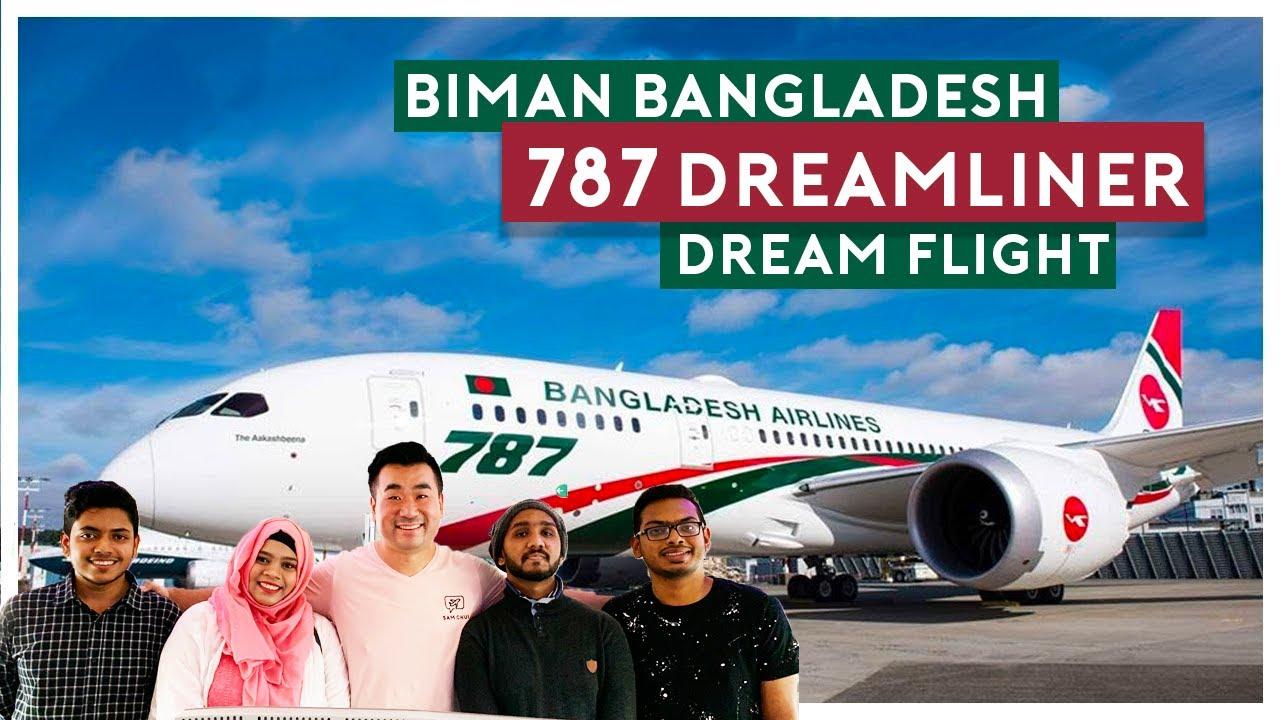 Biman Bangladesh Boeing 787