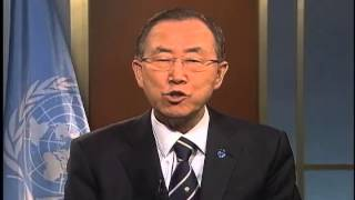 Address by United Nations Secretary-General Ban Ki-moon at the SnT2013 conference