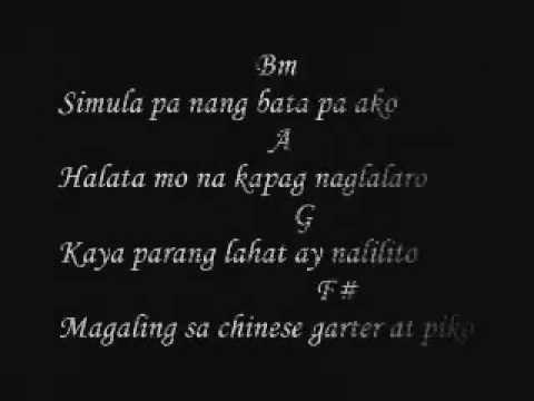 Gloc 9 - MKNM - Sirena Ft. Ebe Dancel Lyrics And Chords - YouTube
