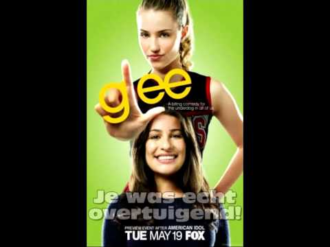 Take a bow - Glee version (karaoke, Dutch)