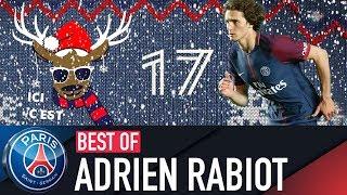 CALENDRIER DE L'AVENT - JOUR 17 - BEST-OF ADRIEN RABIOT