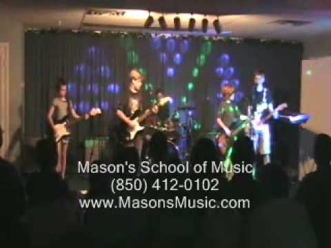 Tallahassee Rock Bands and Piano Lessons