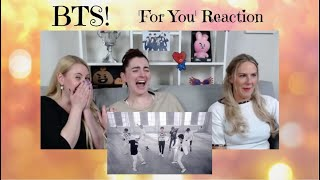 BTS: 'For You' Reaction