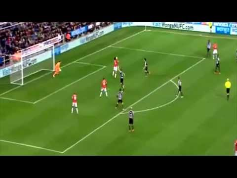 Tim Krul AMAZING DOUBLE SAVE Newcastle Utd vs Manchester United 0-1 HD