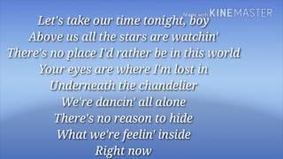 Hanin Dhiya - Versace On The Floor (Bruno Mars) Lirik Mp3