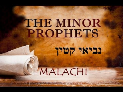 "Crossway ABS 08.31.14 ""The Minor Prophets - Malachi"""