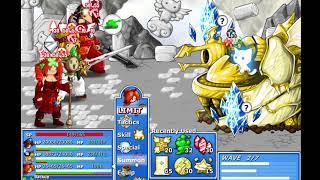 Epic battle fantasy 4 Прохождение 29. Последний босс