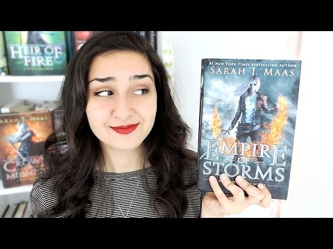 Empire of Storms by Sarah J. Maas Review!