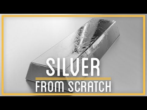 Extracting Ghost Town Silver