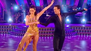 Kelly & Brendan's Rumba - Strictly Come Dancing - BBC