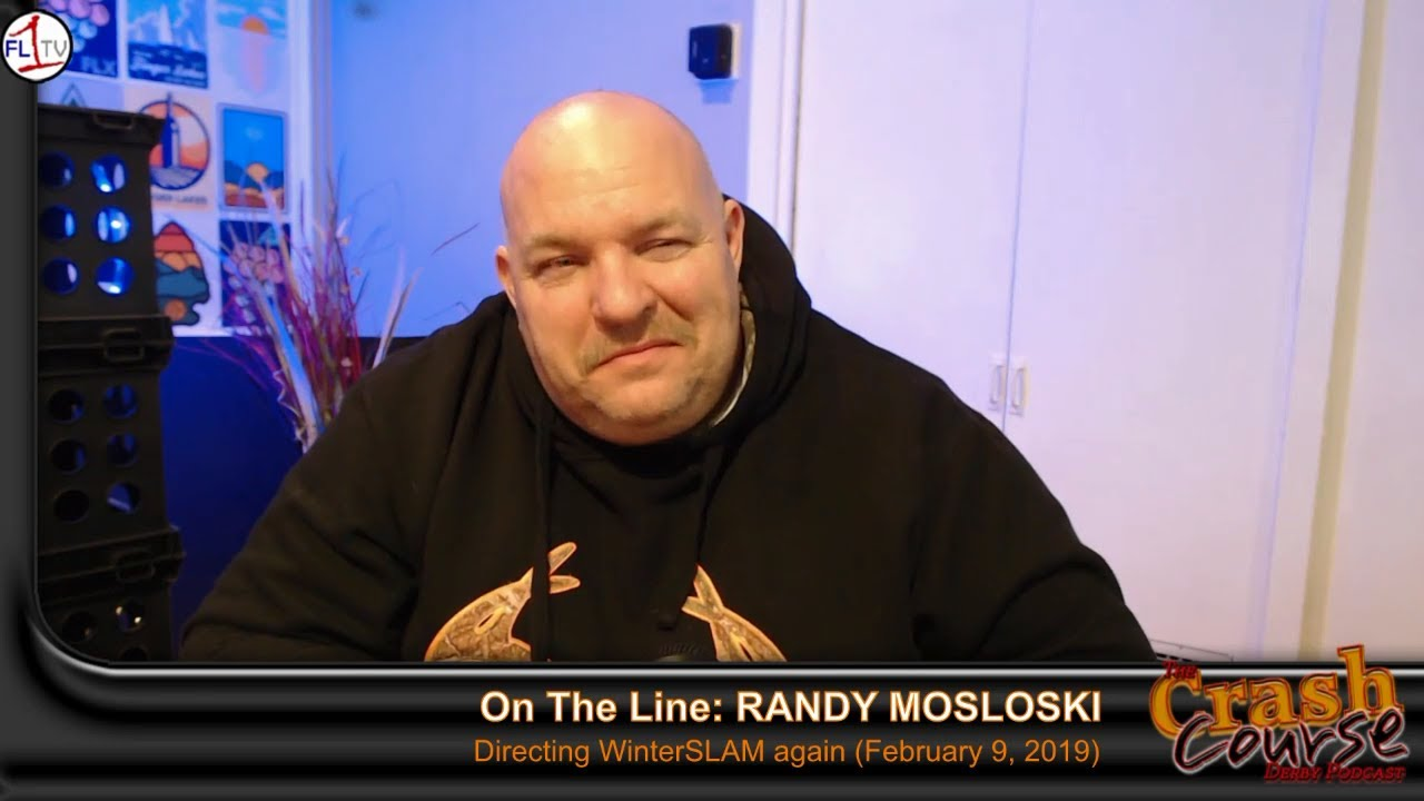 Randy Mosloski and WinterSLAM ..::.. Crash Course Podcast #256