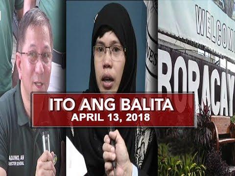 UNTV: Ito Ang Balita (April 13, 2018)
