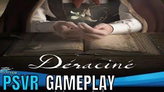 Deracine | PSVR | First Impressions!