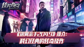 《银翼杀手2049》推介:科幻经典的传奇续作【佳片有约 | 】