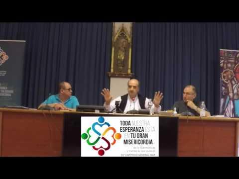 Intervención en el Capítulo del P. Pedro Aguado Cuesta, Superior General de los Escolapios