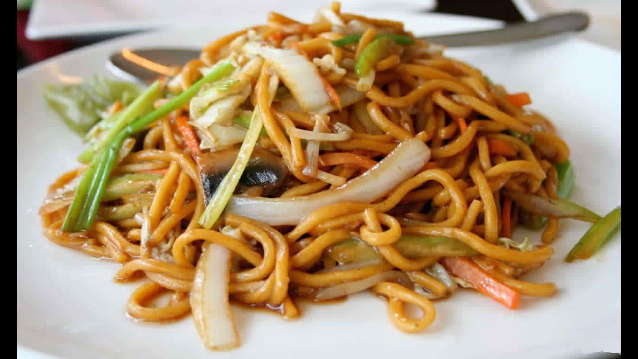 chow mein surinam s con carne mixta receta recetas chinas en surinam youtube. Black Bedroom Furniture Sets. Home Design Ideas