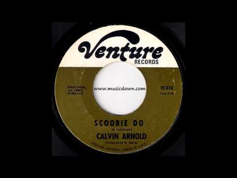 Calvin Arnold - Scoobie Do [Venture] 1968 R&B Funk 45