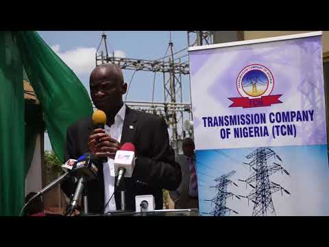 COMMISSIONING OF  NEW 2X60MVA 132/33KV TRANSMISSION SUBSTATION IN ODOGUYAN, LAGOS STATE