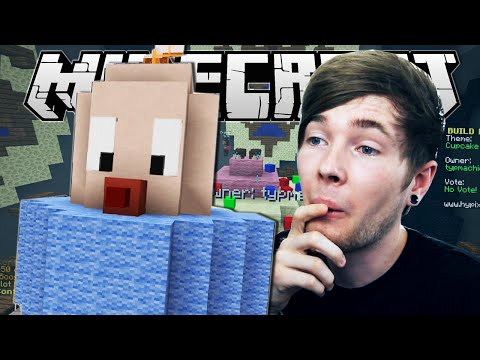 Minecraft | IT'S MY BABY?! | Build Battle Minigame