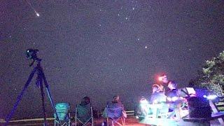 Geminid Meteor Shower fireballs 2015