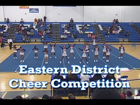 2015 Eastern District Cheer Competition