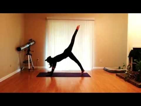 Catwoman pilates w Kathryn Hunt-Anderson