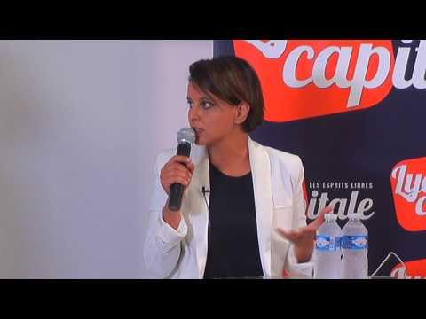 Débat Najat Vallaud-Belkacem / Bruno Bonnell pour la 6e circonscription du Rhône