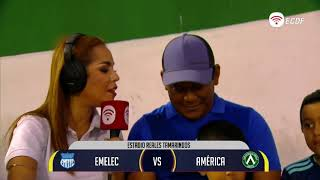 Previa Del Partido Emelec Vs América De Quito - Copa Ecuador