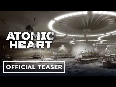 Atomic Heart - Official Gameplay Teaser