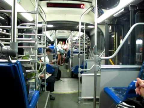 Massachusetts Bay Transportation Authority 2005 Neoplan Dual Mode #1129