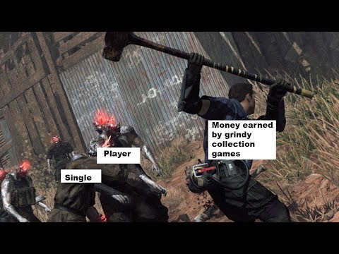 Seems Fun I Guess?  Metal Gear Survive Gameplay