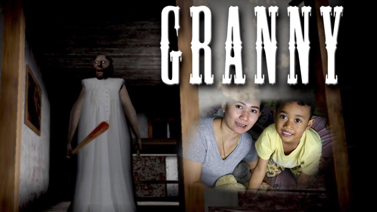 น้องโปรแกรม | โปรแกรมตามล่าคุณยายแกรนนี่ | Granny app