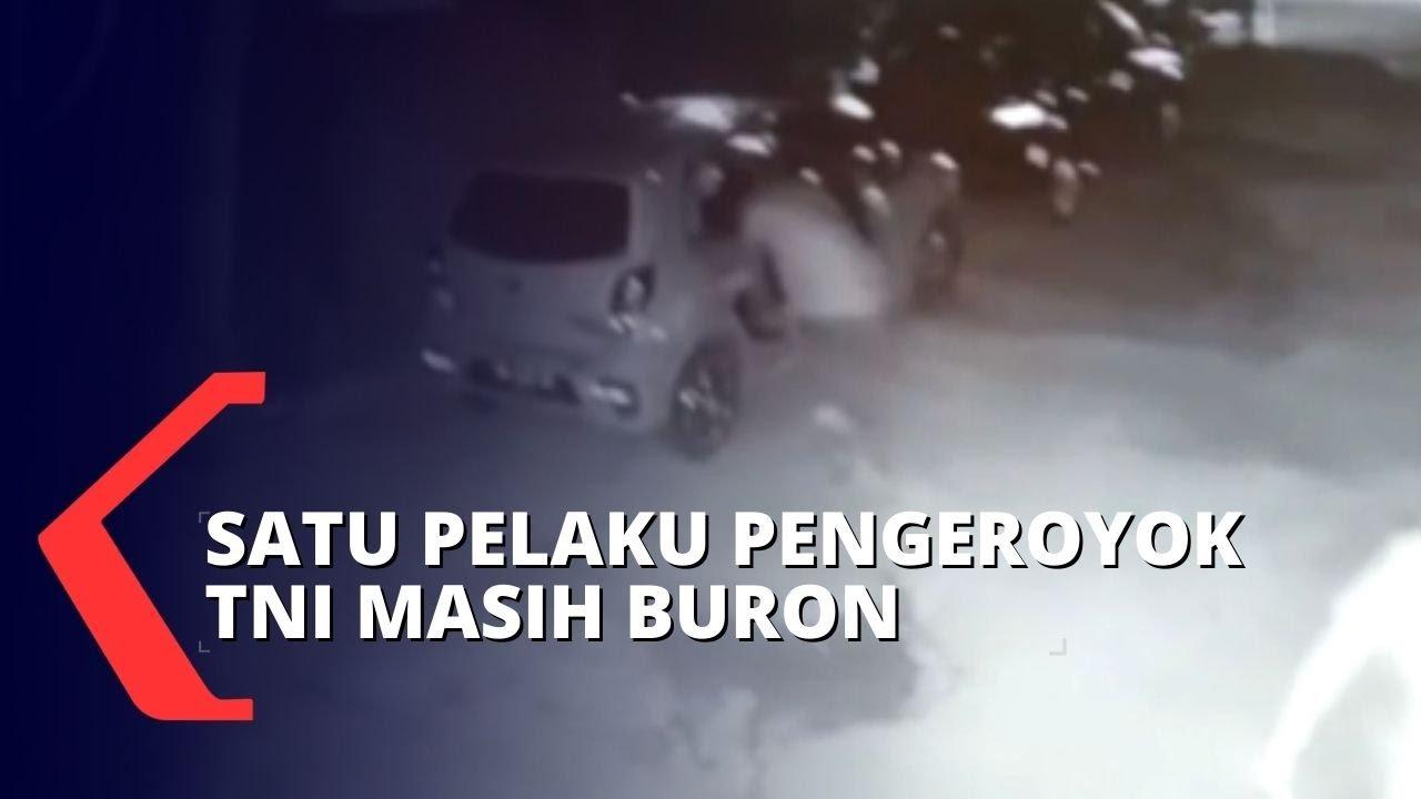 Video Detik-detik Penangkapan Pelaku Pengeroyokan Prajurit TNI di Gorontalo